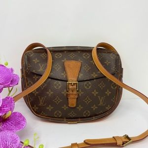 Preowned Authentic LV Monorgam Crossbody Bag